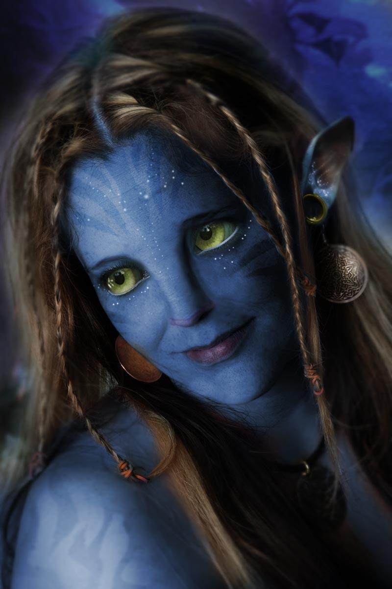Retusche Avatar