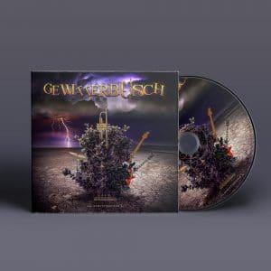 CD-Cover Gewitterbusch