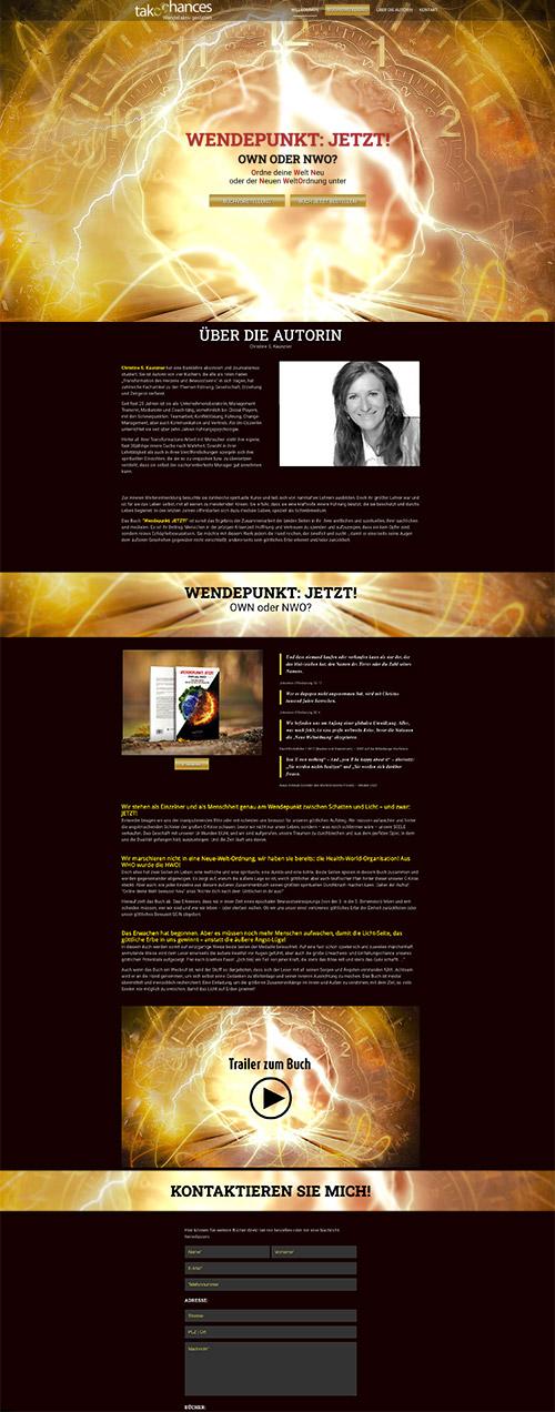 takechances website
